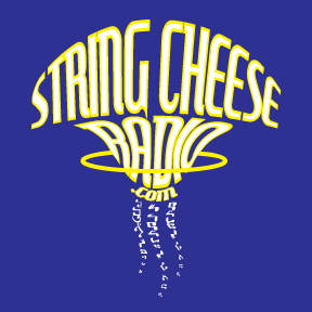 String Cheese Radio Sticker 3
